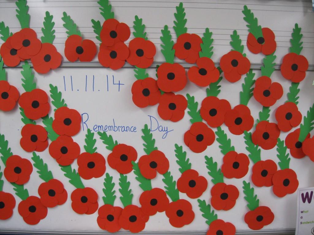 Codicote C of E Primary School » Remembrance Day